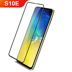 Ultra Clear Full Screen Protector Tempered Glass F03 for Samsung Galaxy S10e Black