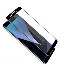 Ultra Clear Full Screen Protector Tempered Glass F04 for Google Pixel 3 Black