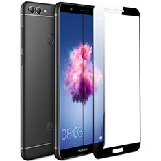 Ultra Clear Full Screen Protector Tempered Glass F04 for Huawei Enjoy 7S Black