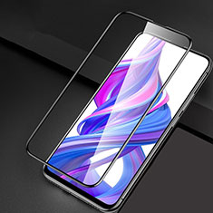 Ultra Clear Full Screen Protector Tempered Glass F04 for Huawei Honor 9X Pro Black