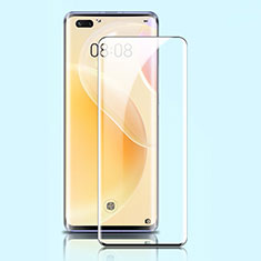 Ultra Clear Full Screen Protector Tempered Glass F04 for Huawei Nova 8 Pro 5G Black