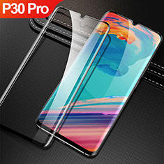 Ultra Clear Full Screen Protector Tempered Glass F04 for Huawei P30 Pro Black