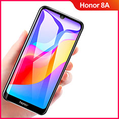 Ultra Clear Full Screen Protector Tempered Glass F04 for Huawei Y6 Pro (2019) Black