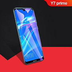 Ultra Clear Full Screen Protector Tempered Glass F04 for Huawei Y7 Prime (2019) Black