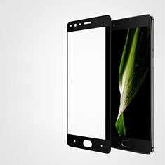 Ultra Clear Full Screen Protector Tempered Glass F04 for OnePlus 3T Black