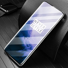 Ultra Clear Full Screen Protector Tempered Glass F04 for OnePlus 7T Pro Black