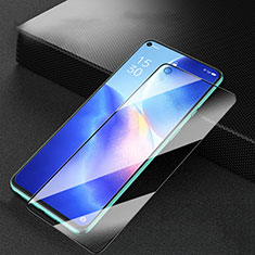 Ultra Clear Full Screen Protector Tempered Glass F04 for Oppo Reno5 5G Black