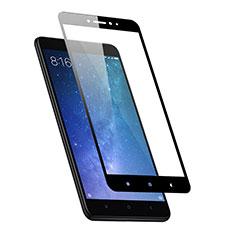 Ultra Clear Full Screen Protector Tempered Glass F04 for Xiaomi Mi Max 2 Black