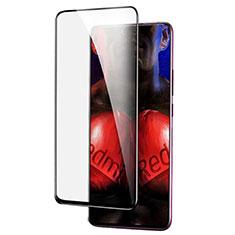 Ultra Clear Full Screen Protector Tempered Glass F04 for Xiaomi Redmi K20 Black