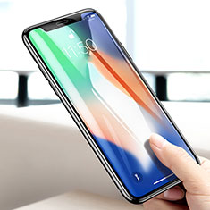 Ultra Clear Full Screen Protector Tempered Glass F05 for Apple iPhone XR Black