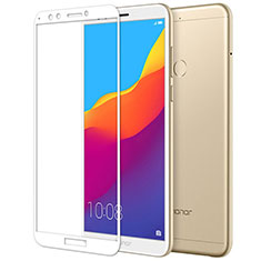 Ultra Clear Full Screen Protector Tempered Glass F05 for Huawei Enjoy 8 White