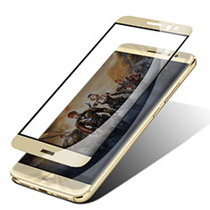 Ultra Clear Full Screen Protector Tempered Glass F05 for Huawei G9 Plus Gold