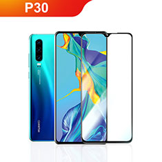 Ultra Clear Full Screen Protector Tempered Glass F05 for Huawei P30 Black