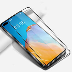 Ultra Clear Full Screen Protector Tempered Glass F05 for Huawei P40 Black