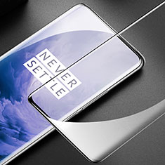 Ultra Clear Full Screen Protector Tempered Glass F05 for OnePlus 7 Pro Black