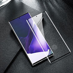 Ultra Clear Full Screen Protector Tempered Glass F05 for Samsung Galaxy Note 20 Ultra 5G Black