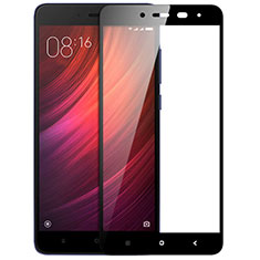 Ultra Clear Full Screen Protector Tempered Glass F05 for Xiaomi Redmi Note 4X High Edition Black