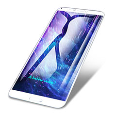 Ultra Clear Full Screen Protector Tempered Glass F06 for Huawei Enjoy 8 White