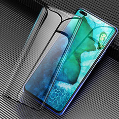 Ultra Clear Full Screen Protector Tempered Glass F06 for Huawei Nova 6 5G Black