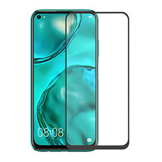 Ultra Clear Full Screen Protector Tempered Glass F06 for Huawei P40 Lite Black