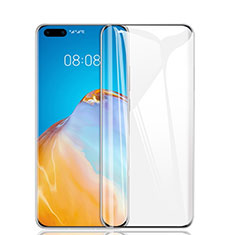 Ultra Clear Full Screen Protector Tempered Glass F06 for Huawei P40 Pro Black