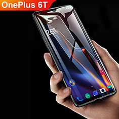 Ultra Clear Full Screen Protector Tempered Glass F06 for OnePlus 6T Black