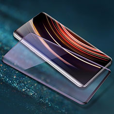 Ultra Clear Full Screen Protector Tempered Glass F06 for OnePlus 7 Pro Black