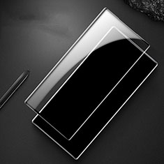 Ultra Clear Full Screen Protector Tempered Glass F06 for Samsung Galaxy S20 Plus 5G Black