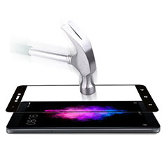 Ultra Clear Full Screen Protector Tempered Glass F06 for Xiaomi Redmi Note 4X High Edition Black