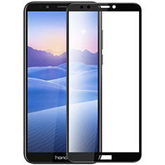 Ultra Clear Full Screen Protector Tempered Glass F07 for Huawei Enjoy 8 Black