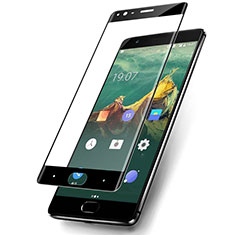 Ultra Clear Full Screen Protector Tempered Glass F08 for OnePlus 5 Black