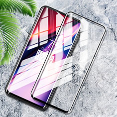 Ultra Clear Full Screen Protector Tempered Glass F08 for OnePlus 7T Pro Black