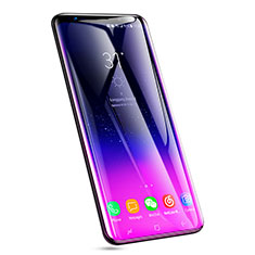 Ultra Clear Full Screen Protector Tempered Glass F08 for Samsung Galaxy S9 Plus Black