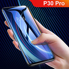 Ultra Clear Full Screen Protector Tempered Glass F10 for Huawei P30 Pro Black