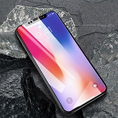Ultra Clear Full Screen Protector Tempered Glass F12 for Apple iPhone X Black