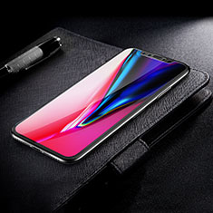 Ultra Clear Full Screen Protector Tempered Glass F15 for Apple iPhone X Black