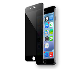 Ultra Clear Full Screen Protector Tempered Glass F19 for Apple iPhone 7 Black