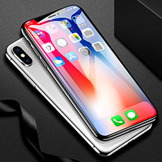 Ultra Clear Full Screen Protector Tempered Glass F31 for Apple iPhone X Black