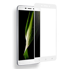 Ultra Clear Full Screen Protector Tempered Glass for Asus Zenfone 3 Laser White