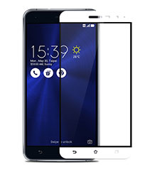 Ultra Clear Full Screen Protector Tempered Glass for Asus Zenfone 3 ZE552KL White
