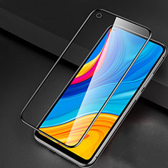 Ultra Clear Full Screen Protector Tempered Glass for Huawei Enjoy 10 Black