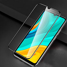 Ultra Clear Full Screen Protector Tempered Glass for Huawei Enjoy 10e Black