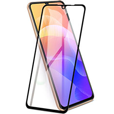 Ultra Clear Full Screen Protector Tempered Glass for Huawei Enjoy 20 5G Black