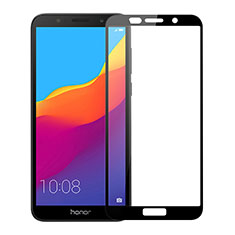 Ultra Clear Full Screen Protector Tempered Glass for Huawei Enjoy 8e Lite Black