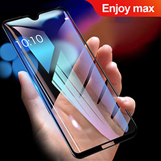 Ultra Clear Full Screen Protector Tempered Glass for Huawei Enjoy Max Black