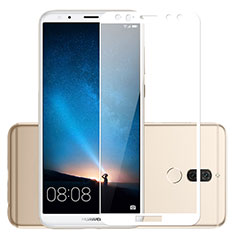 Ultra Clear Full Screen Protector Tempered Glass for Huawei G10 White