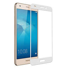 Ultra Clear Full Screen Protector Tempered Glass for Huawei GR5 Mini White