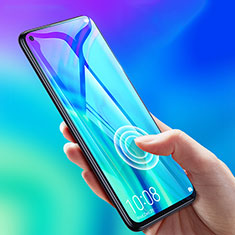 Ultra Clear Full Screen Protector Tempered Glass for Huawei Honor 20 Black