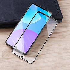Ultra Clear Full Screen Protector Tempered Glass for Huawei Honor 30 Lite 5G Black