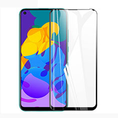 Ultra Clear Full Screen Protector Tempered Glass for Huawei Honor Play4T Black